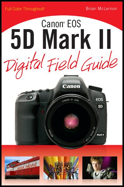 Canon 5DMkII cover