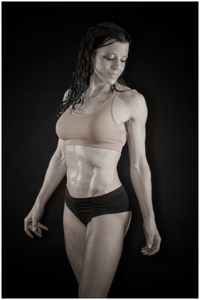 Body Builder Portraits