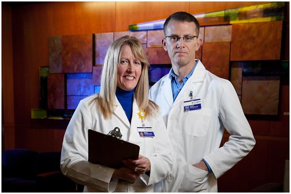 Portland Doctor Portraits